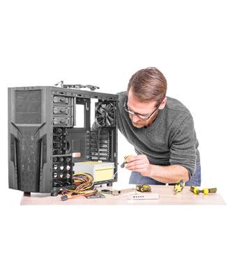 متخصص تعمیرات سیستم های کامپیوتری