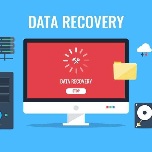 خدمات بازیابی اطلاعات در محل (ریکاوری اطلاعات)