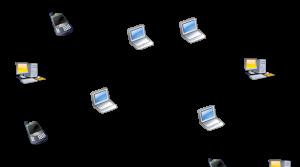 رسانه در یک شبکه کامپیوتری