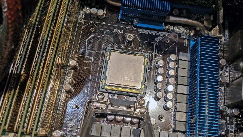 ارتقا CPU کامپیوتر