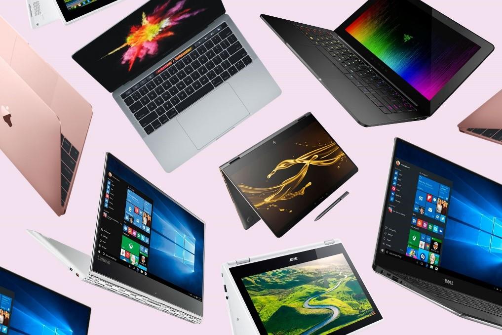 ارتقای قطعات لپ تاپ شرکت های تولید کننده لپ تاپ