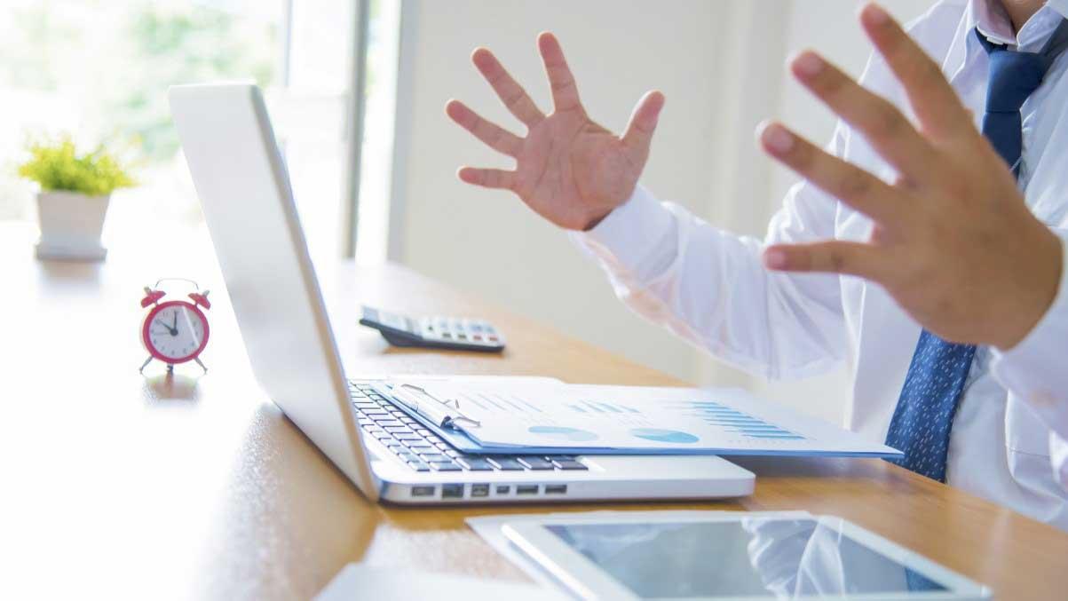 کند شدن لپ تاپ هنگام کار کردن با آن