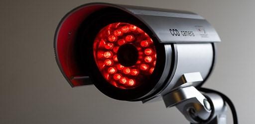 دوربین مداربسته مادون قرمز